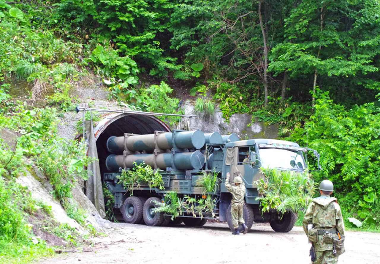 画像1: 「伝統ある技術集団」第301坑道中隊が訓練|上富良野駐屯地