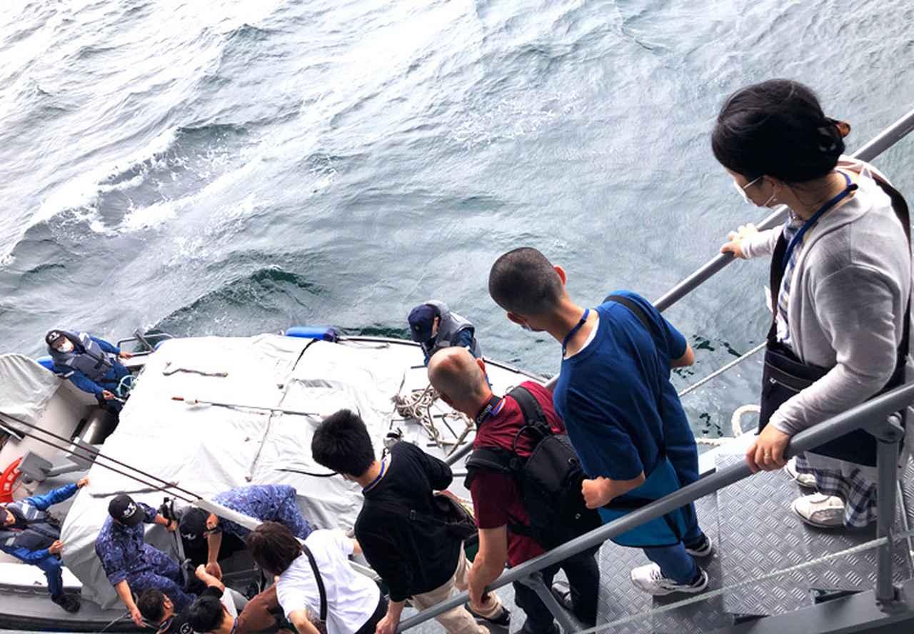 画像10: 海自護衛艦「かが」を公開|大分地本