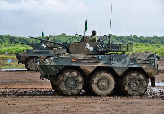 画像4: 偵察警戒車の射撃能力向上図る|陸自7師団