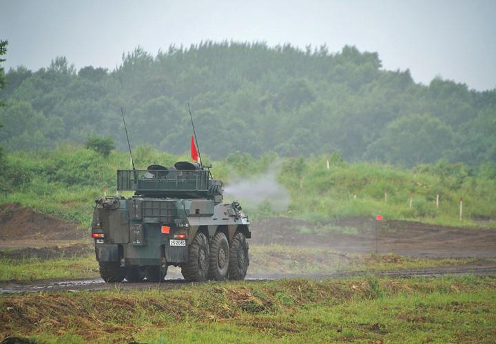 画像7: 偵察警戒車の射撃能力向上図る 陸自7師団