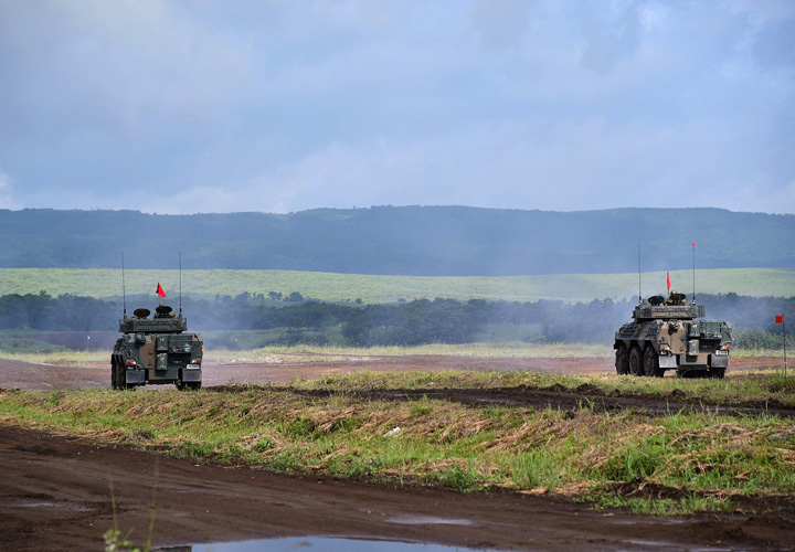画像6: 偵察警戒車の射撃能力向上図る 陸自7師団