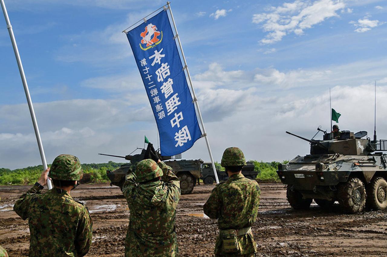 画像3: 偵察警戒車の射撃能力向上図る 陸自7師団