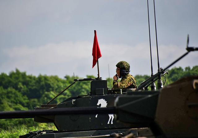 画像5: 偵察警戒車の射撃能力向上図る|陸自7師団