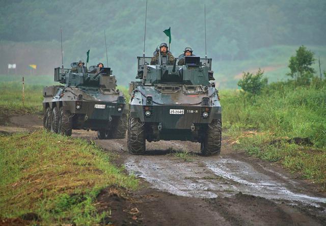 画像9: 偵察警戒車の射撃能力向上図る|陸自7師団