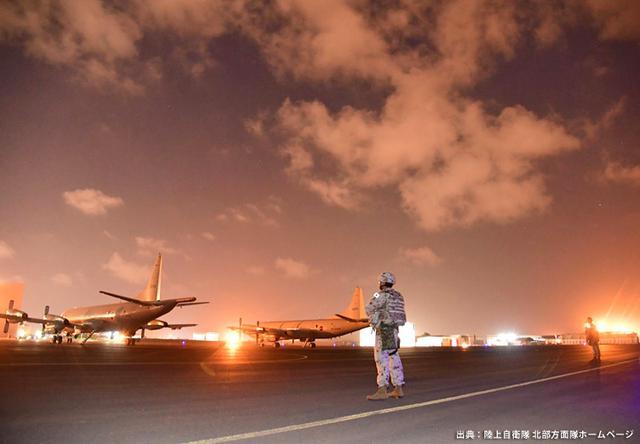 画像9: ジブチ派遣要員 帰国隊員ねぎらう|名寄駐屯地