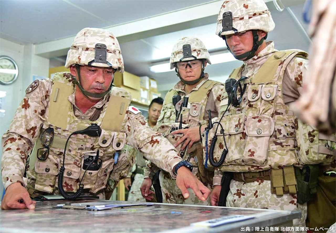 画像6: ジブチ派遣要員 帰国隊員ねぎらう|名寄駐屯地