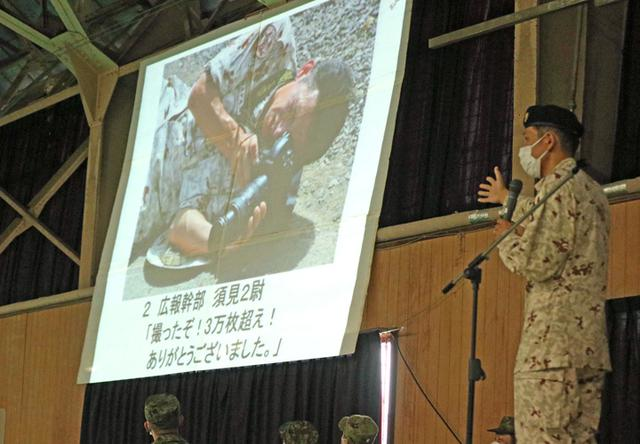 画像4: ジブチ派遣要員 帰国隊員ねぎらう|名寄駐屯地