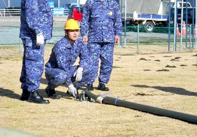 画像5: デッカ運用終了 50年の歴史に幕|海自掃海業務支援隊