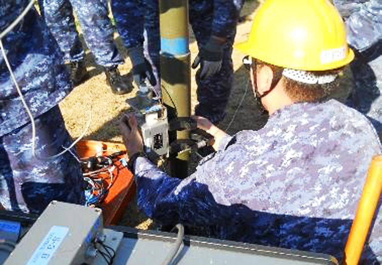 画像8: デッカ運用終了 50年の歴史に幕|海自掃海業務支援隊
