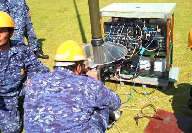 画像9: デッカ運用終了 50年の歴史に幕|海自掃海業務支援隊