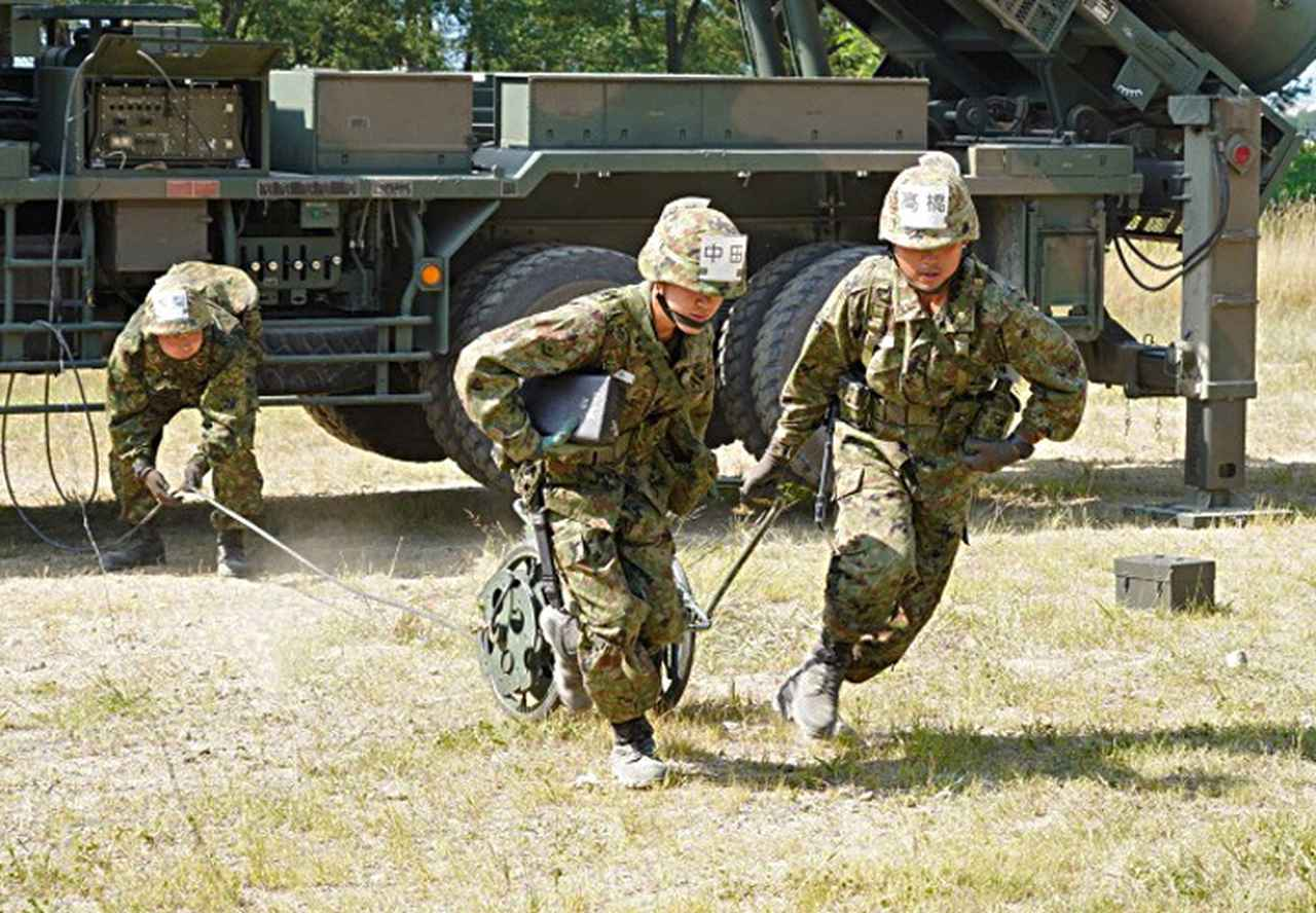 画像3: 「立派なミサイル隊員に」新隊員特技課程訓練|美唄駐屯地