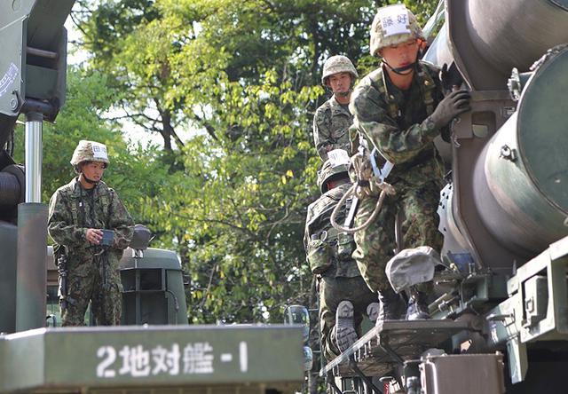 画像4: 「立派なミサイル隊員に」新隊員特技課程訓練|美唄駐屯地