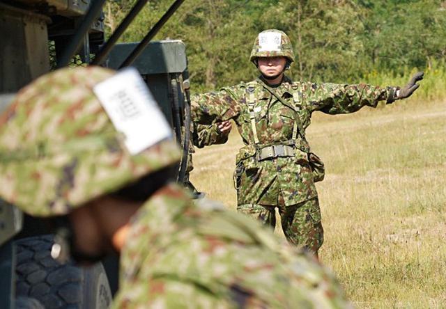画像1: 「立派なミサイル隊員に」新隊員特技課程訓練|美唄駐屯地