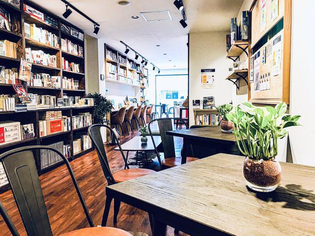画像: Books&Cafeドレッドノートです