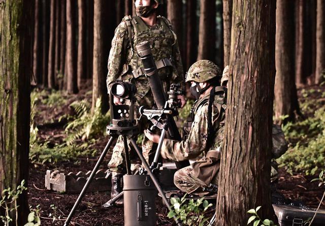 画像4: 戦略機動能力と実効性の向上を図る|滝川駐屯地