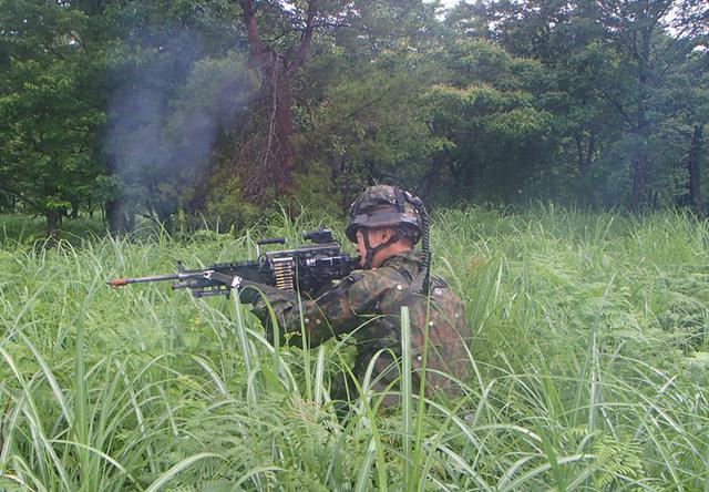画像4: 33普連、諸職種協同戦闘訓練|久居駐屯地