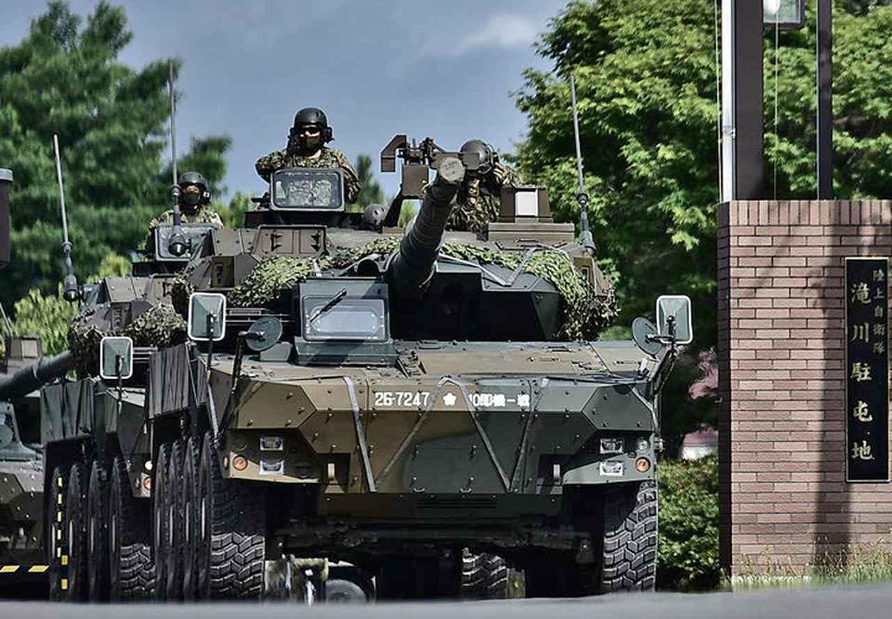 画像1: 戦略機動能力と実効性の向上を図る 滝川駐屯地