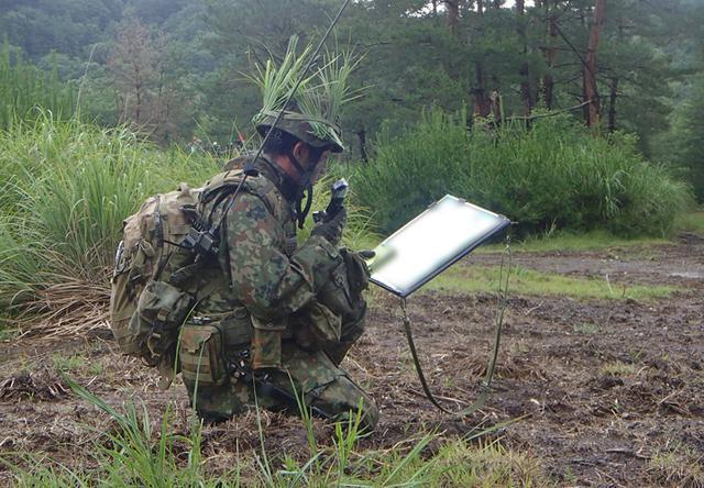 画像3: 33普連、諸職種協同戦闘訓練|久居駐屯地