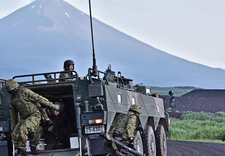 画像3: 戦略機動能力と実効性の向上を図る 滝川駐屯地