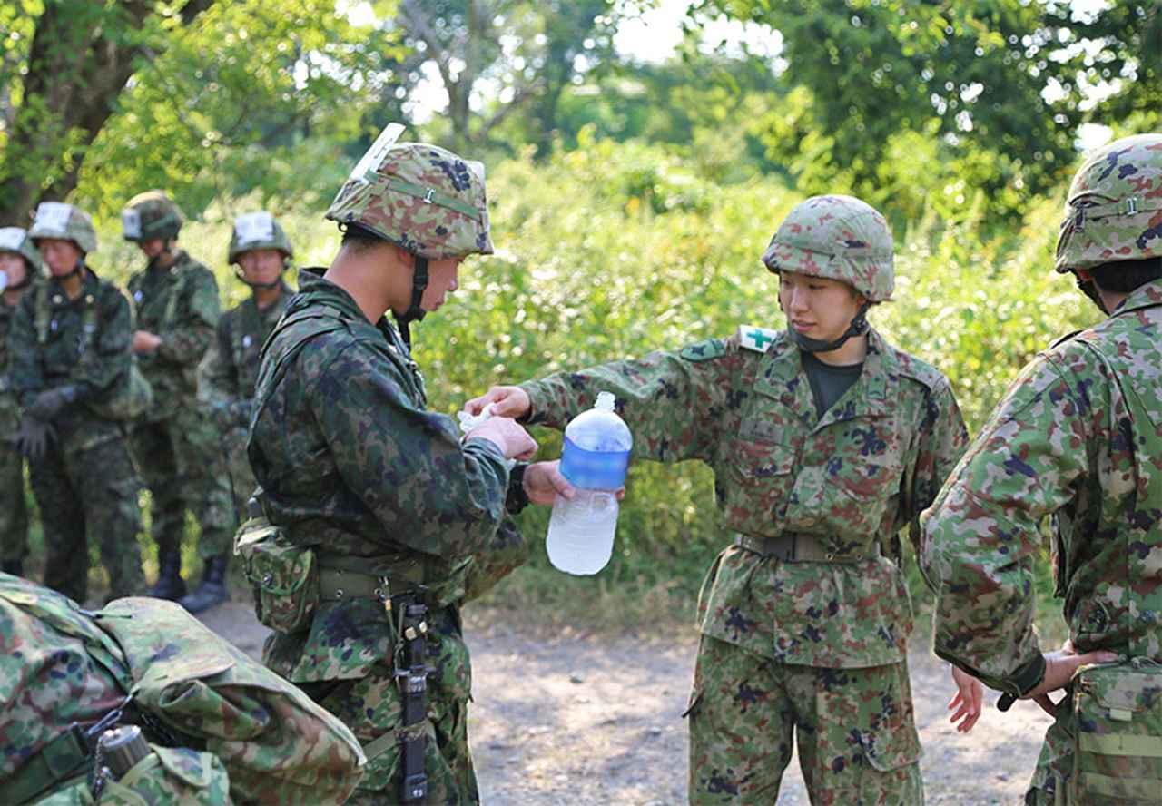 画像6: 「立派なミサイル隊員に」新隊員特技課程訓練|美唄駐屯地