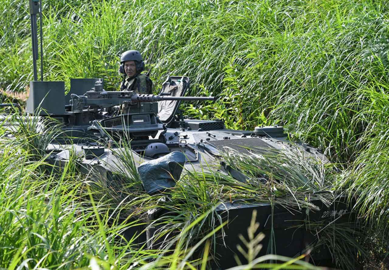 画像7: 野営訓練で即応機動連隊の練度向上図る 多賀城駐屯地