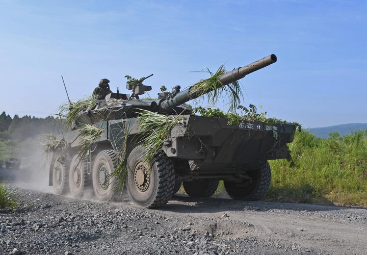 画像9: 野営訓練で即応機動連隊の練度向上図る 多賀城駐屯地