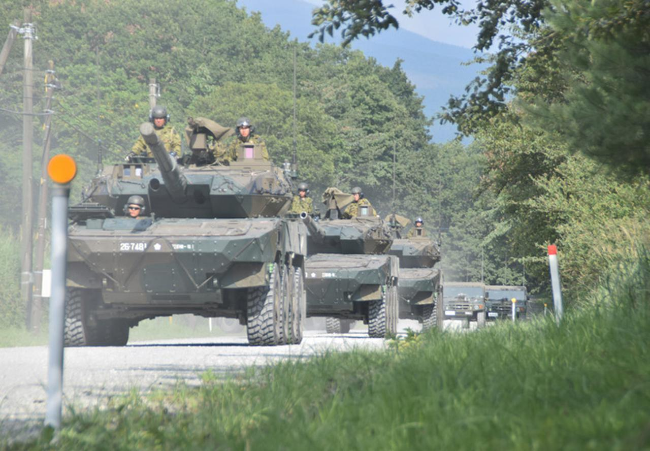 画像2: 野営訓練で即応機動連隊の練度向上図る 多賀城駐屯地