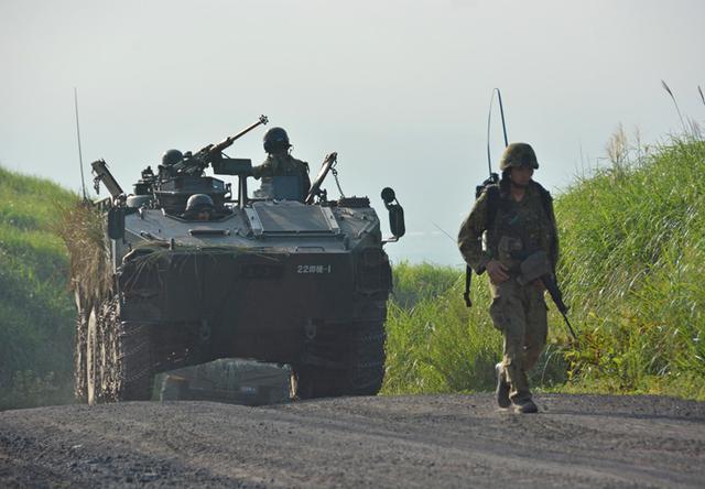 画像10: 野営訓練で即応機動連隊の練度向上図る|多賀城駐屯地