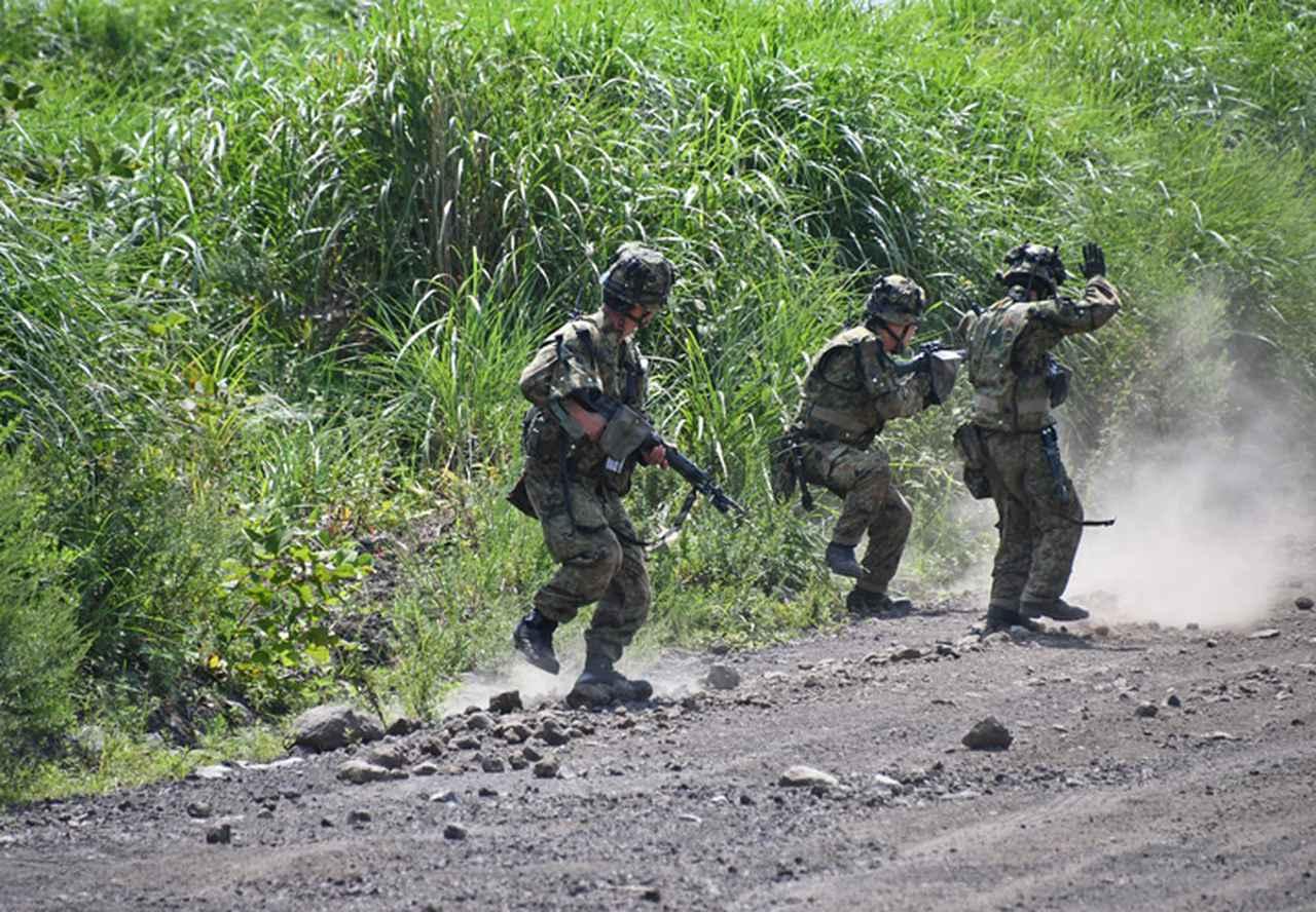 画像13: 野営訓練で即応機動連隊の練度向上図る 多賀城駐屯地