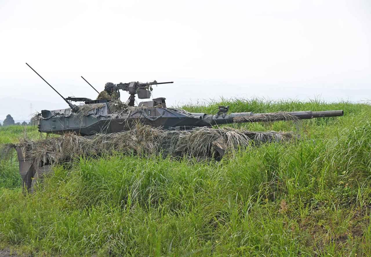 画像15: 野営訓練で即応機動連隊の練度向上図る 多賀城駐屯地