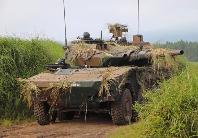 画像14: 野営訓練で即応機動連隊の練度向上図る|多賀城駐屯地