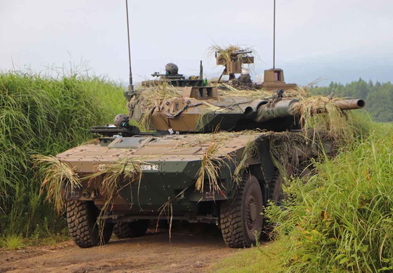 画像14: 野営訓練で即応機動連隊の練度向上図る 多賀城駐屯地