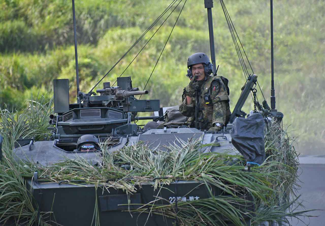画像6: 野営訓練で即応機動連隊の練度向上図る 多賀城駐屯地