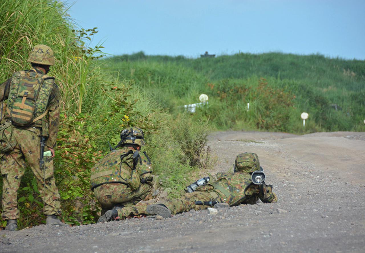 画像12: 野営訓練で即応機動連隊の練度向上図る 多賀城駐屯地