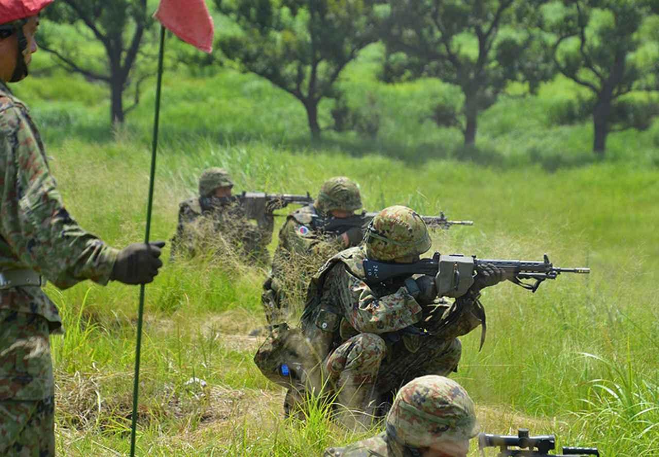 画像5: 24普連が総合戦闘射撃訓練|えびの駐屯地