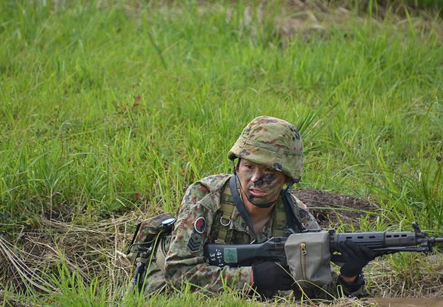画像4: 24普連が総合戦闘射撃訓練|えびの駐屯地