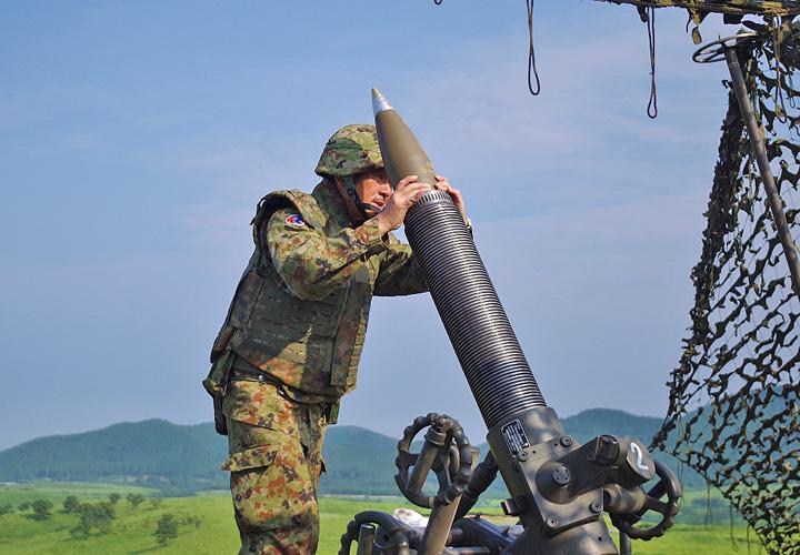 画像3: 24普連が総合戦闘射撃訓練|えびの駐屯地