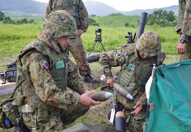 画像1: 24普連が総合戦闘射撃訓練|えびの駐屯地