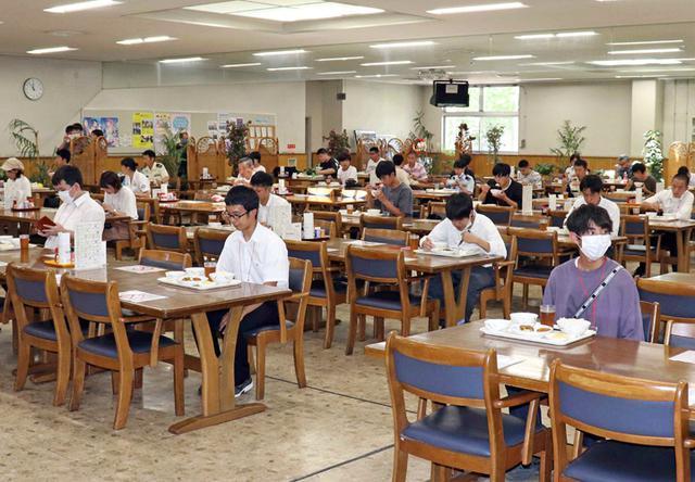 画像7: 高校生ら対象に空自職種など紹介 ー中空オープンベースの日ー