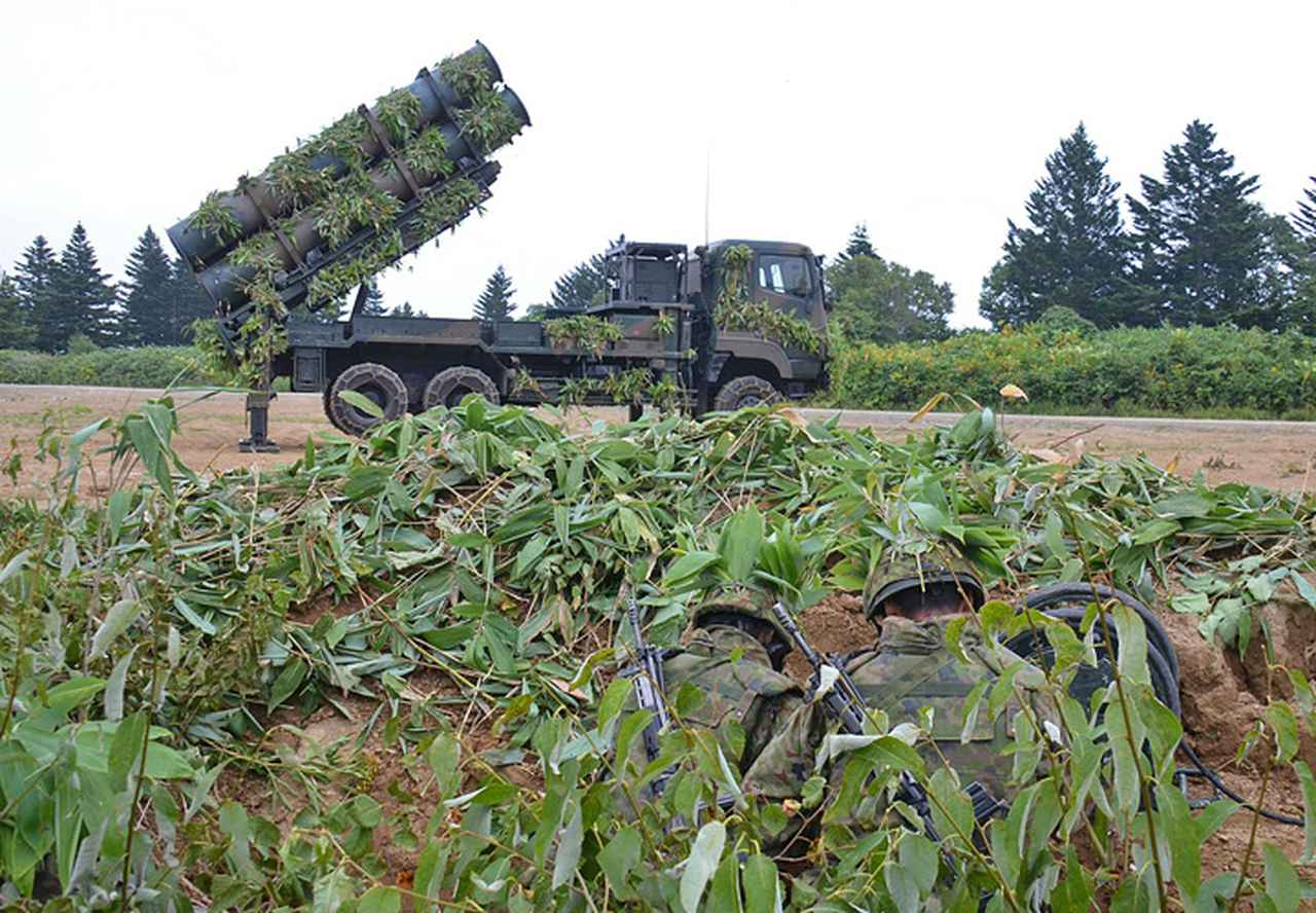 画像3: 1特団、北方総合戦闘力演習で練度向上|北千歳駐屯地