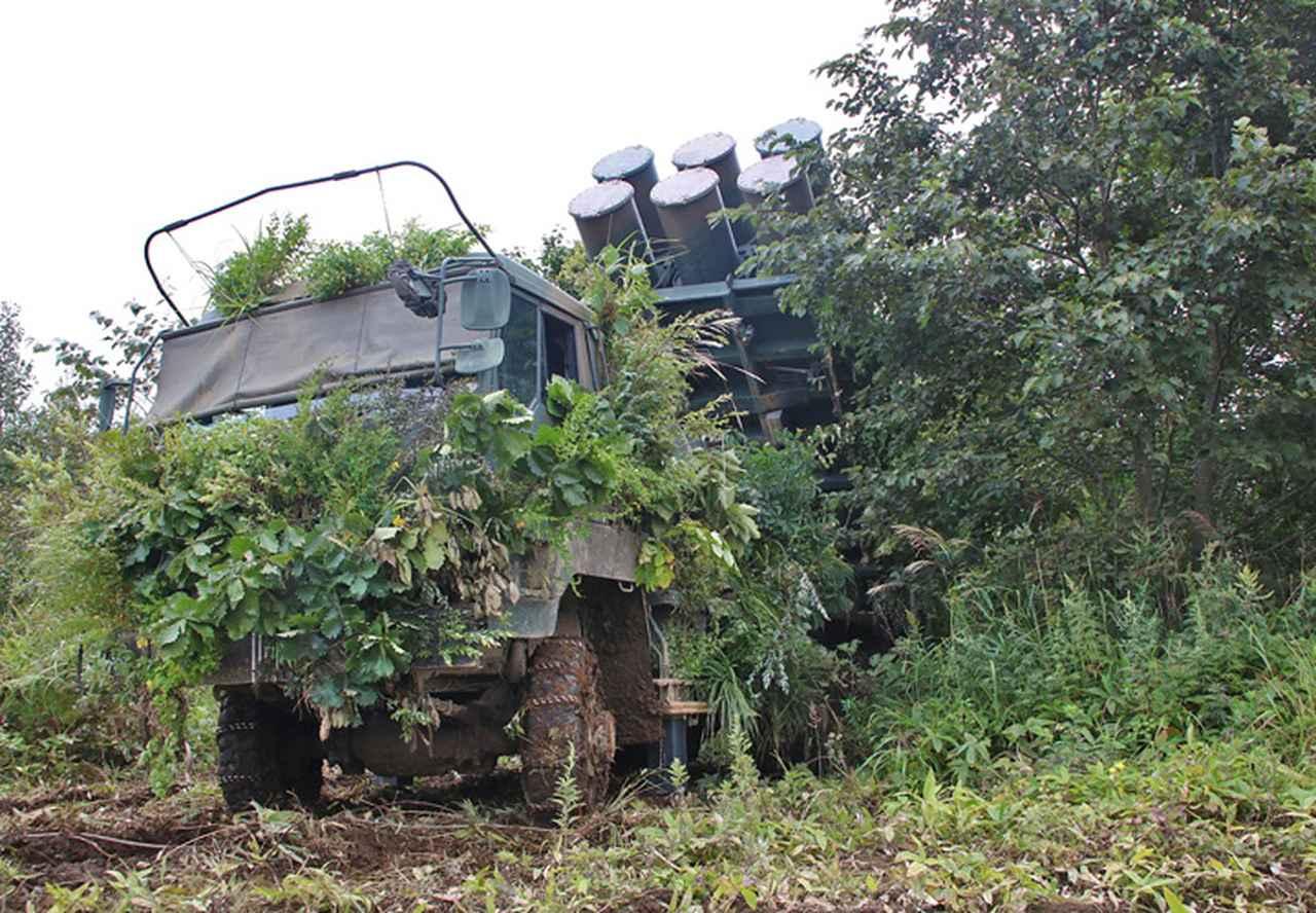 画像5: 1特団、北方総合戦闘力演習で練度向上|北千歳駐屯地