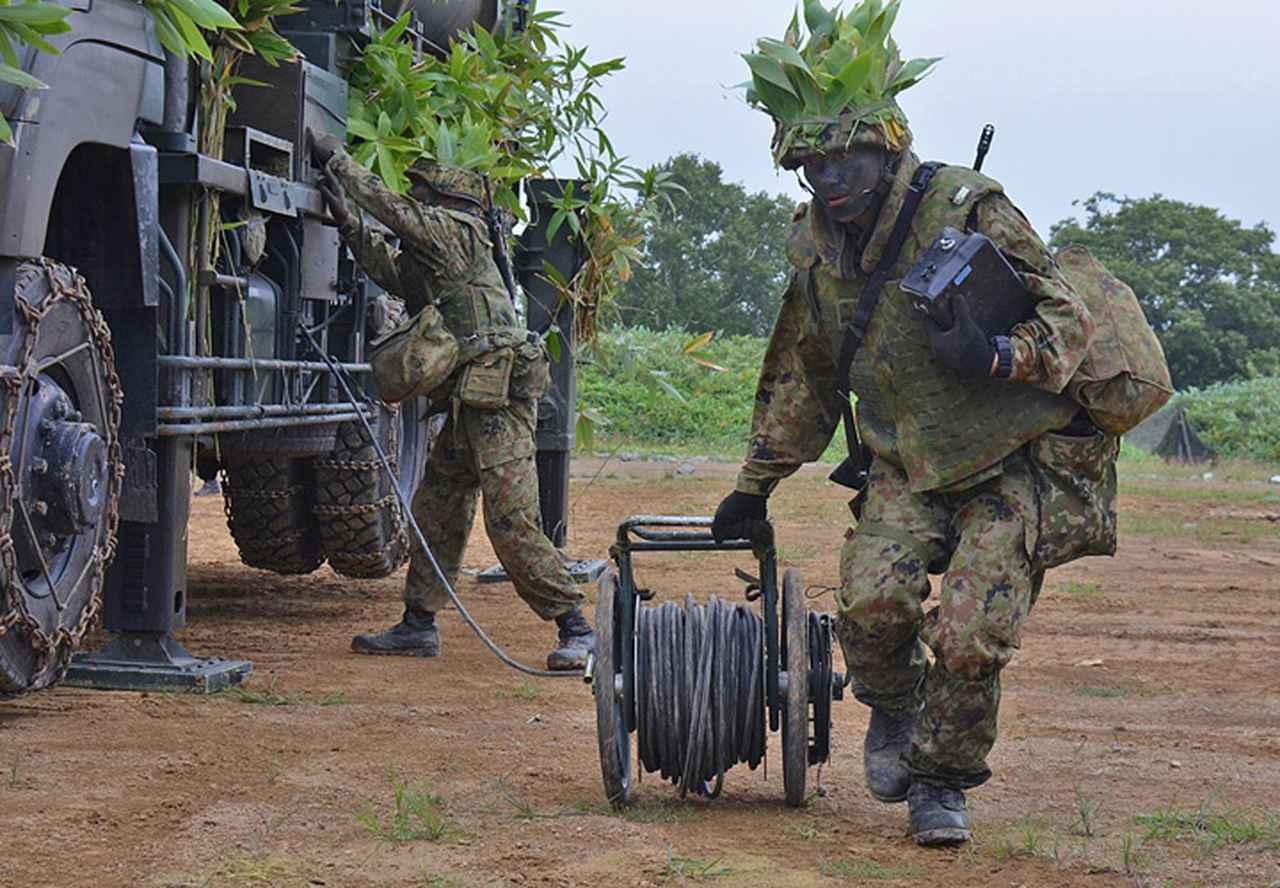 画像2: 1特団、北方総合戦闘力演習で練度向上|北千歳駐屯地