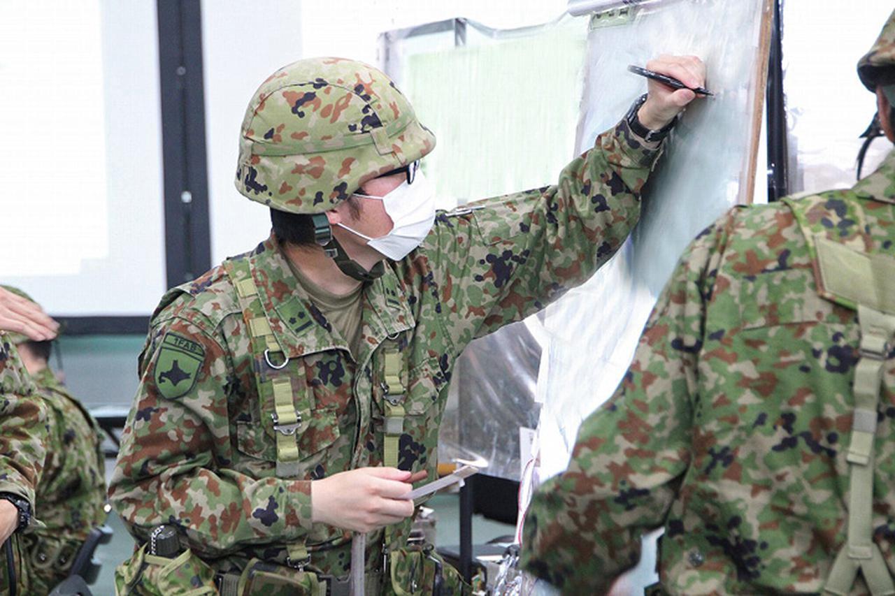 画像1: 1特団、北方総合戦闘力演習で練度向上|北千歳駐屯地
