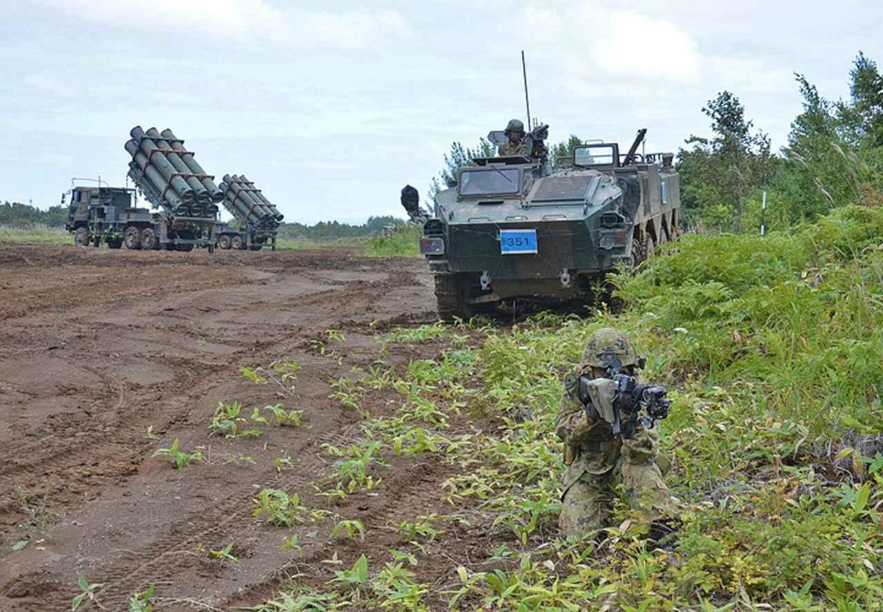 画像4: 1特団、北方総合戦闘力演習で練度向上|北千歳駐屯地