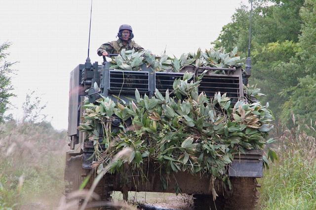 画像6: 1特団、北方総合戦闘力演習で練度向上|北千歳駐屯地