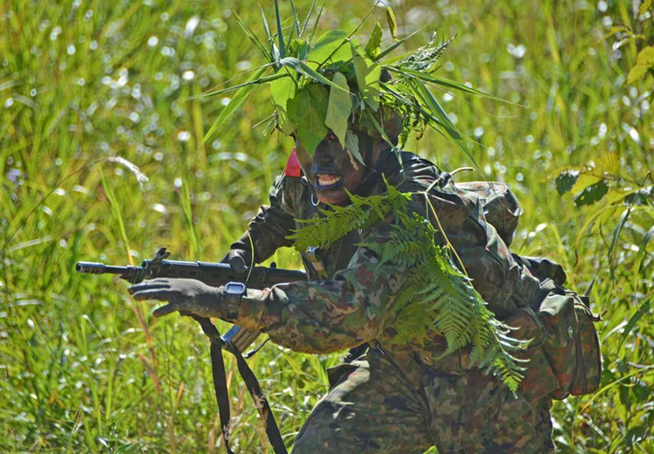 画像3: 新隊員総合訓練 女性隊員が砲迫で射撃支援 名寄駐屯地