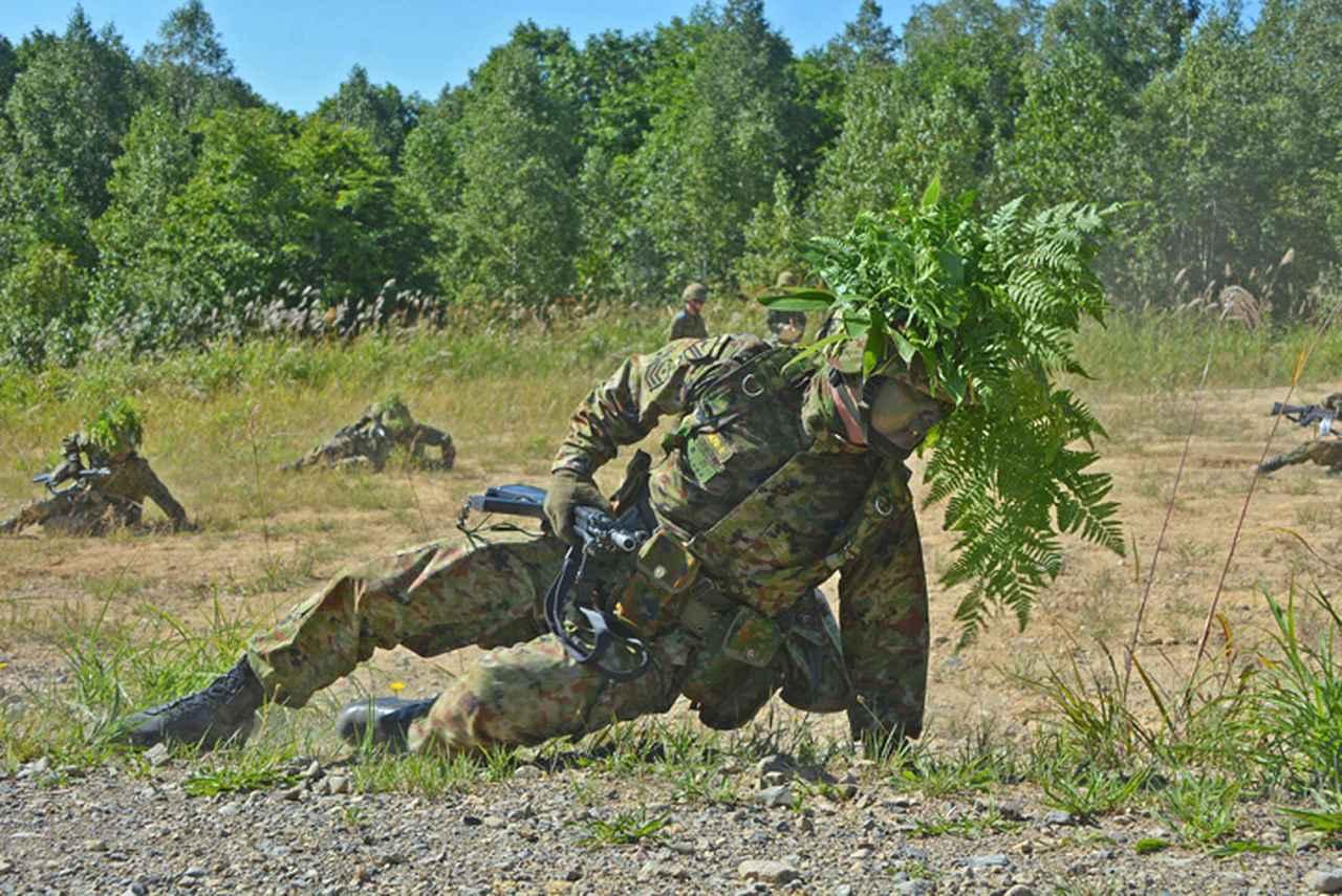 画像5: 新隊員総合訓練 女性隊員が砲迫で射撃支援 名寄駐屯地
