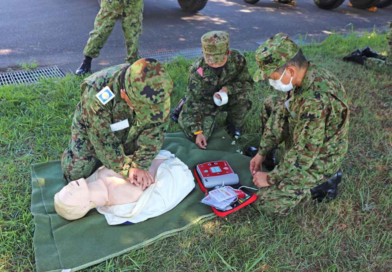 画像3: 予備自衛官48人が5日間招集訓練|松戸駐屯地