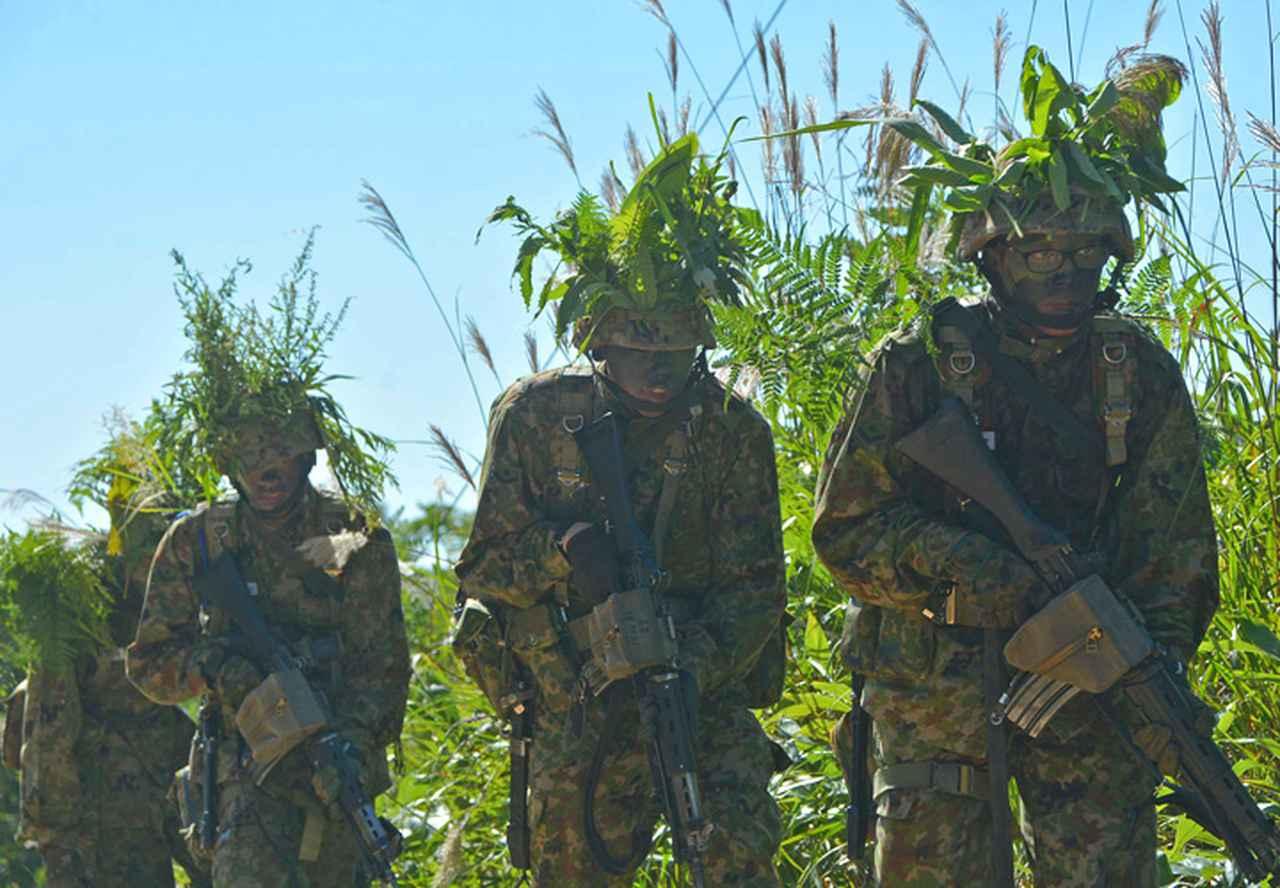 画像2: 新隊員総合訓練 女性隊員が砲迫で射撃支援 名寄駐屯地