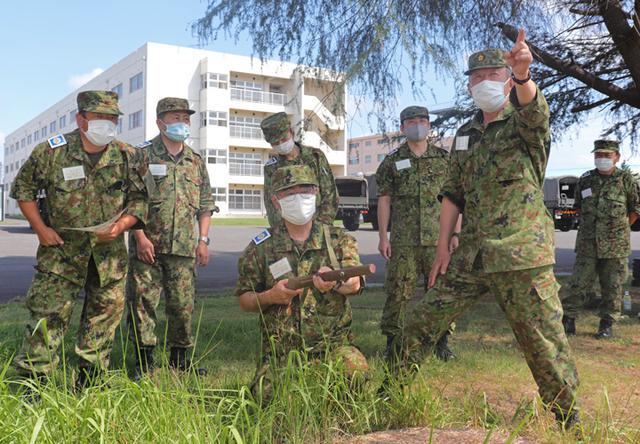 画像4: 予備自衛官48人が5日間招集訓練|松戸駐屯地